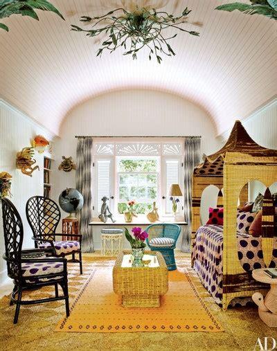 Stylish Kids Bedroom Nursery Ideas Architectural Digest