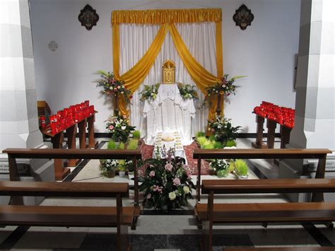 gioved 195 172 santo parrocchia san giuseppe al lagaccio
