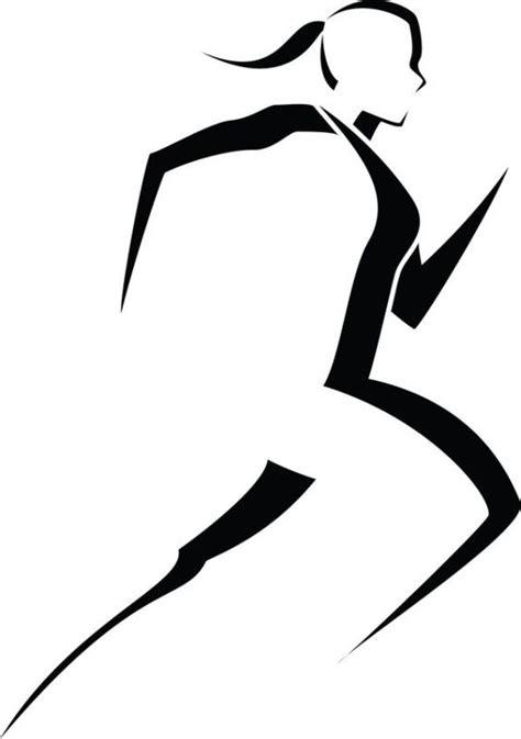 Abstract For Fitness Running 1 runner silhouette clip runner logo clip runner silhouette anxiety