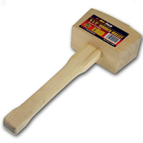 woodworking technology 310mm beech wood mallet tent cing peg hammer new