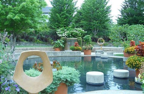 giardino zen come fare giardino zen da esterno sabbia rocce e piante