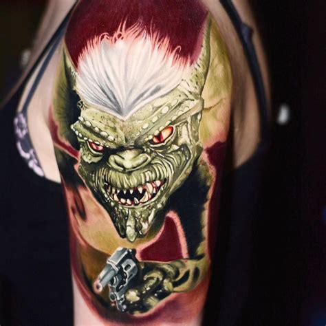 gremlin tattoo gremlin by ben ochoa best tattoos