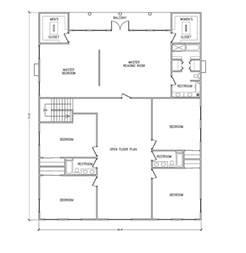 Building Floor Plans by Metal Building Homes General Steel Metal Houses