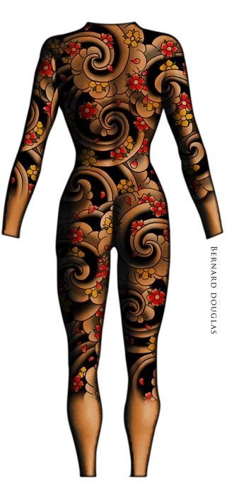 bodysuit japanese by bern z on deviantart