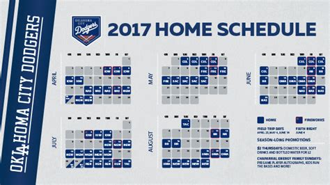 Dodger Schedule Giveaways - printable dodgers schedule autos post