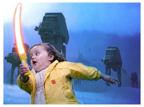 Yellow Jacket Girl Meme - the empire strikes bubbles chubby bubbles girl know