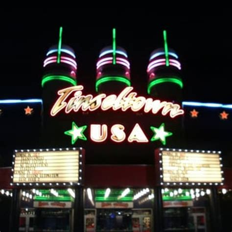 tinseltown theatres cinema medford or reviews