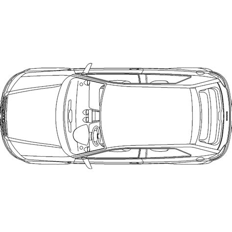 Floor Plan Scale 1 100 by Cad And Bim Object Car B63 Polantis