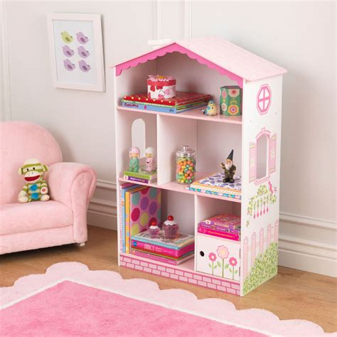 dollhouse cottage bookcase by kidkraft rosenberryrooms