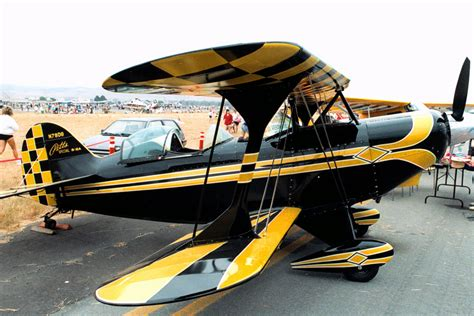 Pictures Of Planes by Aerotek Pitts S 2a Special Two Seat Aerobatic Biplane