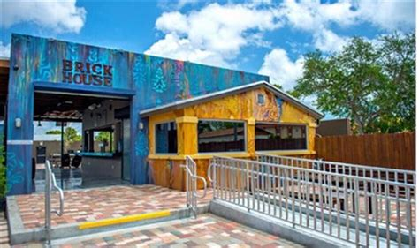 brick house wynwood join the happy hour at brick house in miami fl 33127
