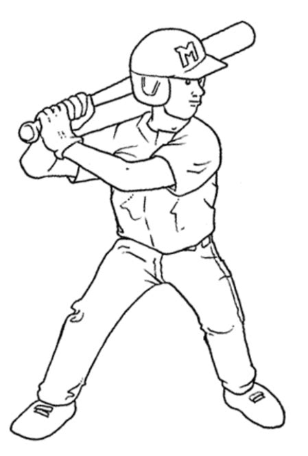 Sports Coloring Pages Coloring Town Sports Coloring Page