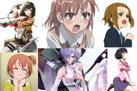 anime yang tokoh utamanya kuat 20 tokoh anime berambut pendek yang paling dicintai