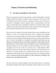 Research Methodology Example Dissertation Best Research Methods Dissertation