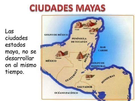 imagenes de los mayas ubicacion los mayas