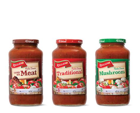 Aldi Background Check Aldi Us Reggano Pasta Sauce