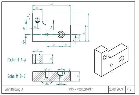 technisches zeichnen schnitt grundriss technisches zeichnen speyeder net