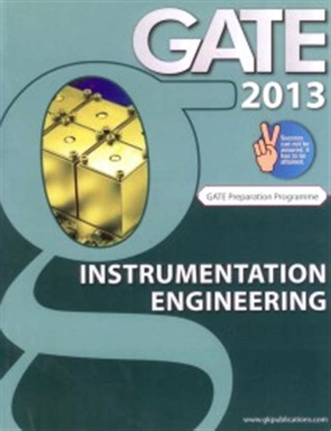 instrumentation engineering books subject wise books for gate instrumentation 2015