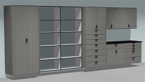 Storage Cabinets With Doors And Shelves : Modern Home