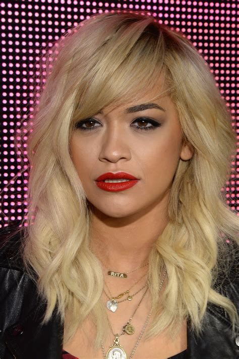 rita ora choppy hairstyles the ultimate hair transformer rita ora hair ideas