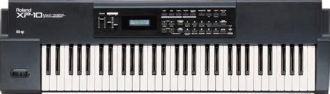 Keyboard Roland Xp 10 user reviews roland xp 10 audiofanzine