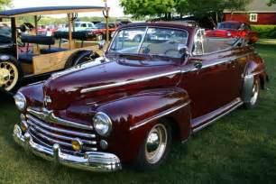 1948 Ford Deluxe 1948 Ford Deluxe Convertible Resto Rod Ford Archives
