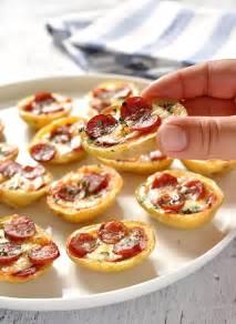 mini pizza potato skins recipetin eats