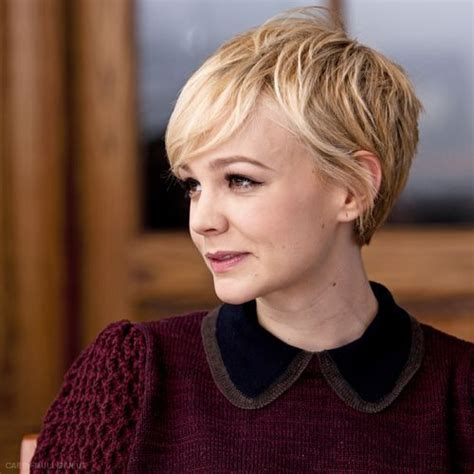 25 simple easy pixie haircuts for round faces short