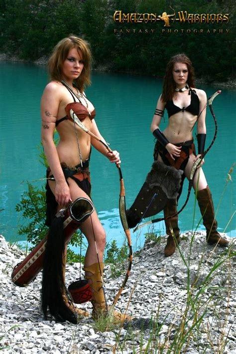 photos du site amazon warriors und noch ein wenig posing f 252 r den meister foto bild