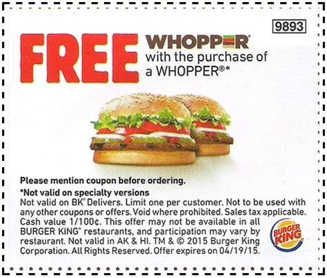 free printable grocery coupons april 2015 burger king archives mojosavings com
