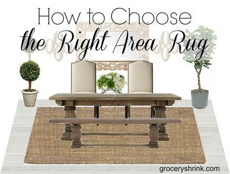 how to choose an area rug how to choose the right area rug grocery shrink