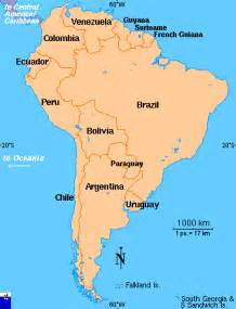 boundary map of south america mystery writers the americas