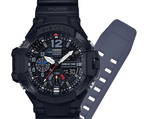 Gshock Ga 1100 Black casio g shock gravitymaster ga 1100 1a1 black out