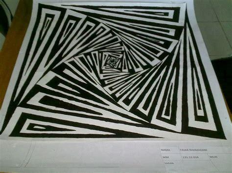gambar desain nirmana gambar desain win buat kertas linen putih potong diameter