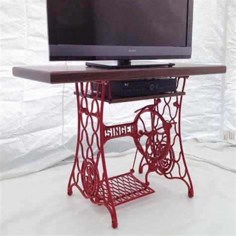 Agréable Meuble Lavabo En Coin #5: Meuble-television-machine-a-coudre-table-singer.jpg