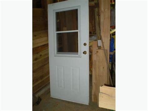 36 Inch Vented Exterior Door Quadra Island Courtenay Comox 36 Inch Exterior Door Opening