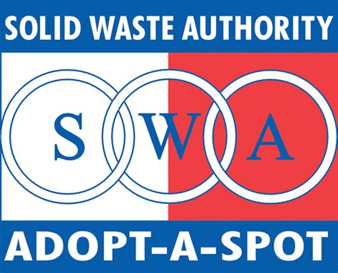 adopt a service adopt a spot community service programs solid waste authority of palm county fl