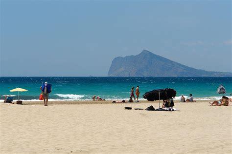 best costa blanca the best beaches on the costa blanca