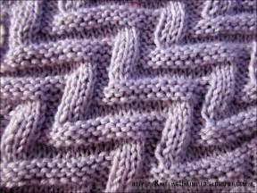 knit purl combinations pattern 4 labyrinth knitting