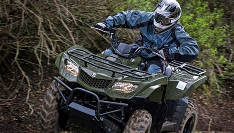 Suzuki Rome Ga Suzuki Moving Atv Assembly To Facility Atv