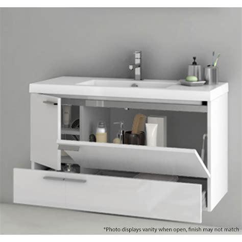 39 Inch Bathroom Vanity Modern 39 Inch Bathroom Vanity Set With Medicine Cabinet Grey Oak Zuri Furniture