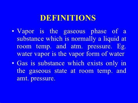 vapor pressure of water at room temperature copy of vaporizers