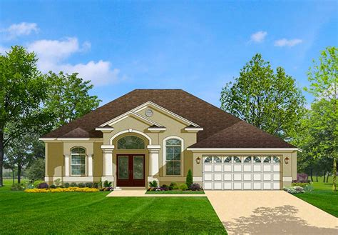 florida house designs ideal open floor plan 82026ka 1st floor master suite