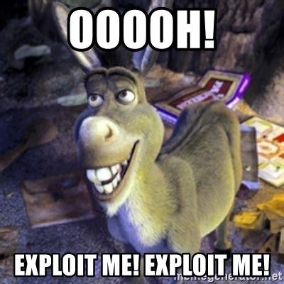Donkey Meme - funny donkey quotes
