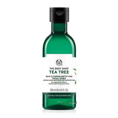 The Soap Tea Tree Mattifying Lotion 50 Ml Wajah Bebas Kilap the shop tea tree toner