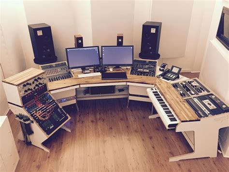 sound studio desk best 25 recording studio desk ideas on