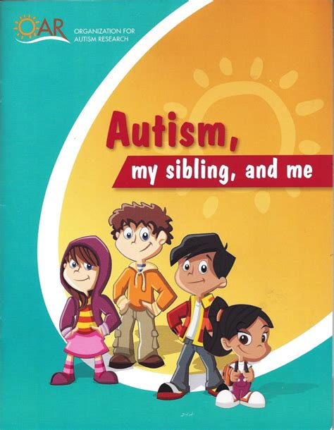 so your sibling has autism books siblings who we serve