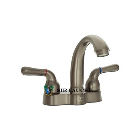 Sir Faucet sir faucet 704 two handle lavatory faucet