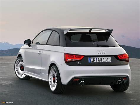 Audi A1 8x by Audi A1 Quattro 8x 2012 Images 1280x960