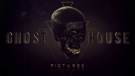 Ghost House Pictures Logo Reveal  Vimeo